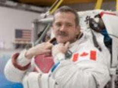 From anti-gravity fist fights to dressing up as a woman: Chris Hadfield reveals the bizarre life of an astronaut living on the International Space Station