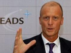 EADS chief optimistic Britain won't leave European Union