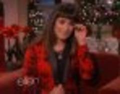 Lea Michele Talks Cory Monteith With Ellen DeGeneres: 'He Was The Greatest Man'