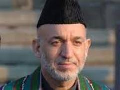 Karzai arrives in India on four-day visit